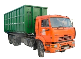 КАМАЗ 27 кубов от 9500 руб